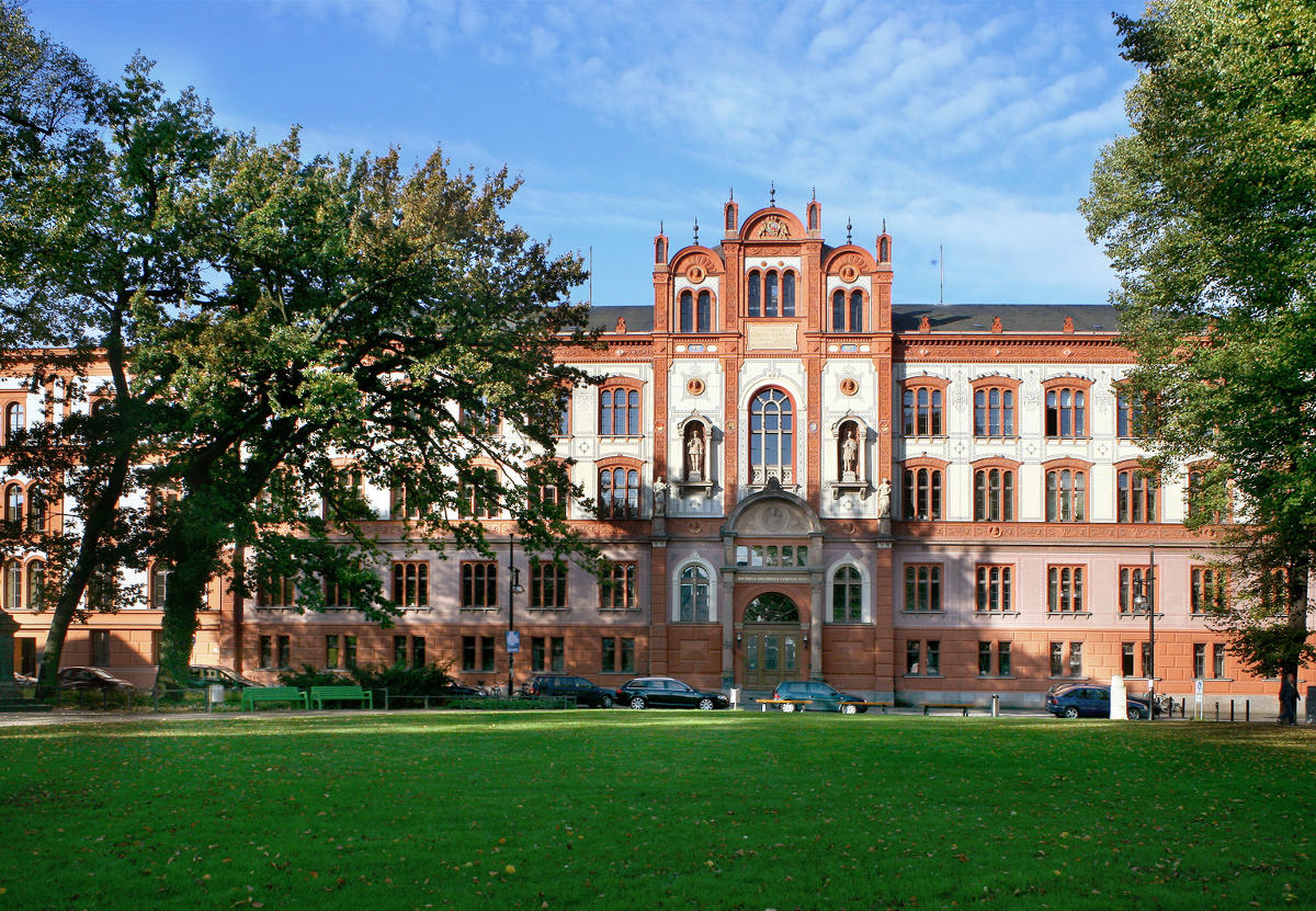 University of Rostock - Main building